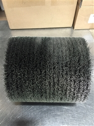 Stainless Steel Wire Brush Drum
